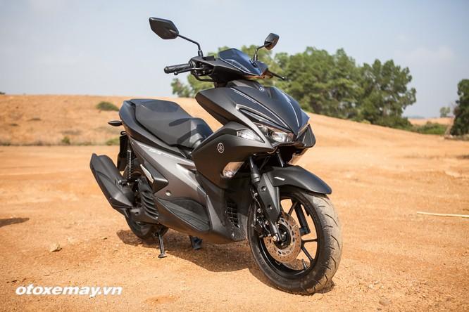 """Chi tiết """"Siêu xe tay ga thể thao"""" Yamaha NVX ảnh 7"""