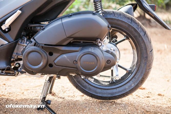 """Chi tiết """"Siêu xe tay ga thể thao"""" Yamaha NVX ảnh 3"""