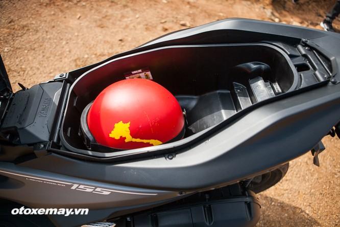 """Chi tiết """"Siêu xe tay ga thể thao"""" Yamaha NVX ảnh 10"""