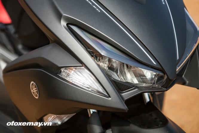 """Chi tiết """"Siêu xe tay ga thể thao"""" Yamaha NVX ảnh 11"""