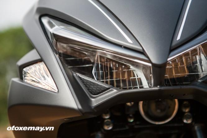 """Chi tiết """"Siêu xe tay ga thể thao"""" Yamaha NVX ảnh 12"""