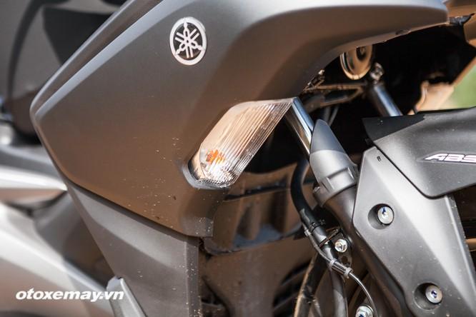"""Chi tiết """"Siêu xe tay ga thể thao"""" Yamaha NVX ảnh 13"""