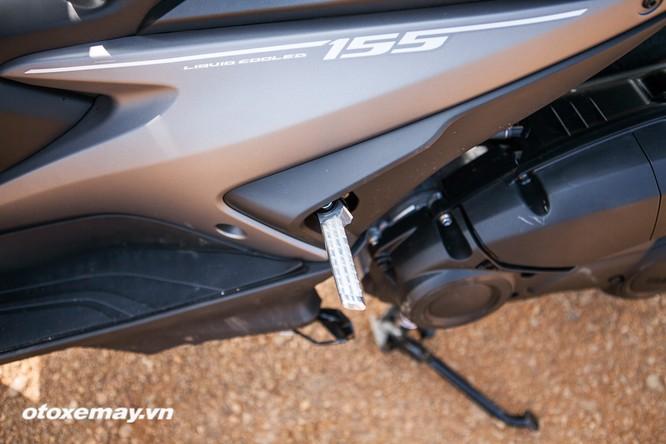 """Chi tiết """"Siêu xe tay ga thể thao"""" Yamaha NVX ảnh 16"""