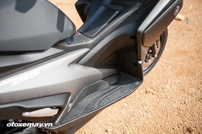 """Chi tiết """"Siêu xe tay ga thể thao"""" Yamaha NVX ảnh 18"""