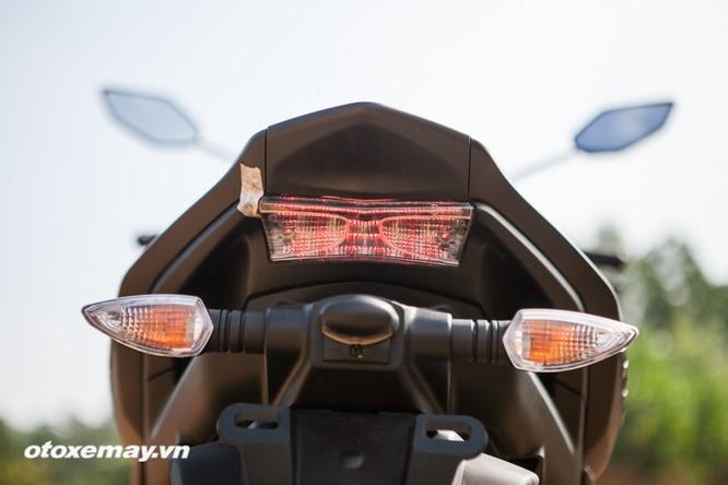 """Chi tiết """"Siêu xe tay ga thể thao"""" Yamaha NVX ảnh 19"""