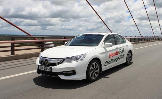 Honda bán xe kèm vé du lịch 40 triệu đồng ảnh 1