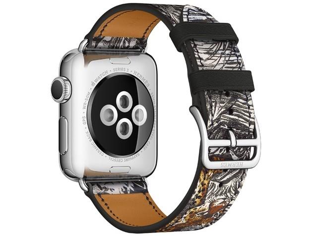 Hermes phát hành phiên bản dây đeo đặc biệt cho Apple Watch dịp lễ Tạ ơn ảnh 2