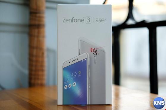 Trên tay chiếc smartphone lấy nét siêu nhanh ảnh 1