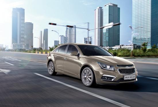 Chevrolet Cruze bản nâng cấp có giá từ 589 triệu đồng ảnh 2