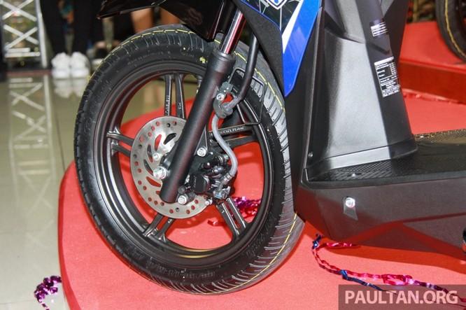Honda cho ra mắt mẫu scooter mới ảnh 7