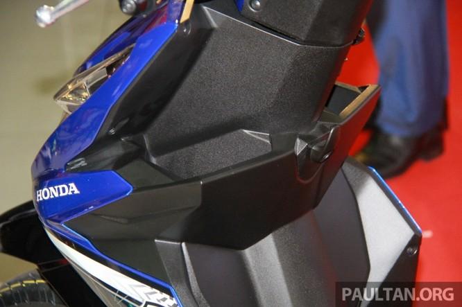 Honda cho ra mắt mẫu scooter mới ảnh 8