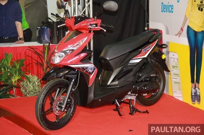 Honda cho ra mắt mẫu scooter mới ảnh 1