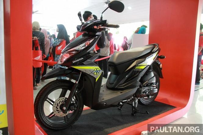 Honda cho ra mắt mẫu scooter mới ảnh 2
