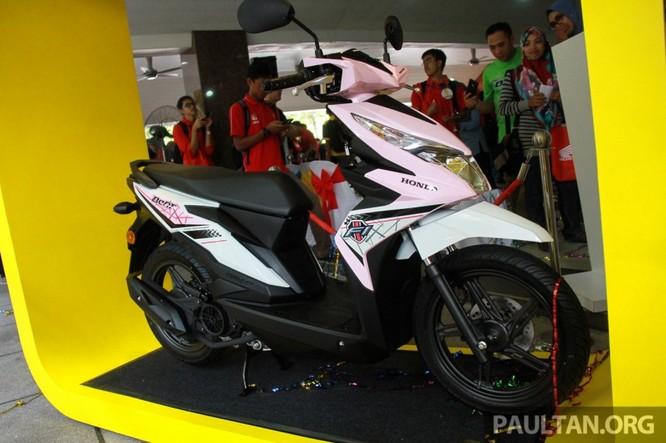 Honda cho ra mắt mẫu scooter mới ảnh 3