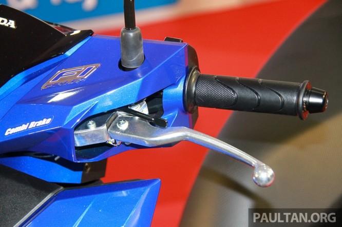 Honda cho ra mắt mẫu scooter mới ảnh 11