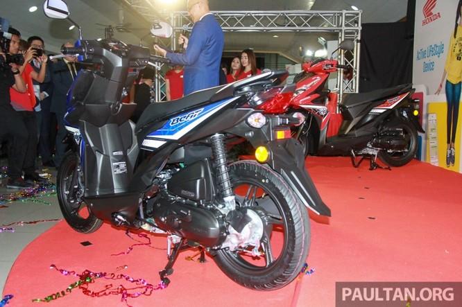 Honda cho ra mắt mẫu scooter mới ảnh 5