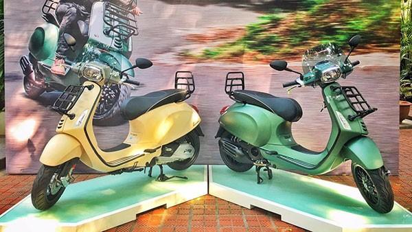 Các mẫu xe máy vừa có mặt tại thị trường Việt Nam ảnh 2