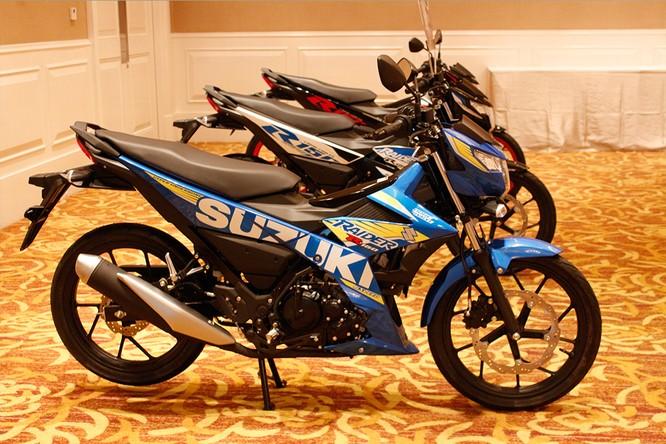 Các mẫu xe máy vừa có mặt tại thị trường Việt Nam ảnh 4