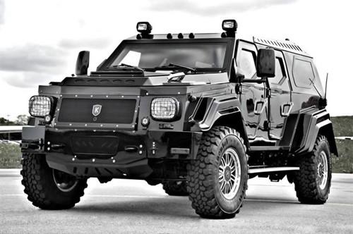 Bộ sưu tập xe chống đạn đỉnh nhất thế giới ảnh 7