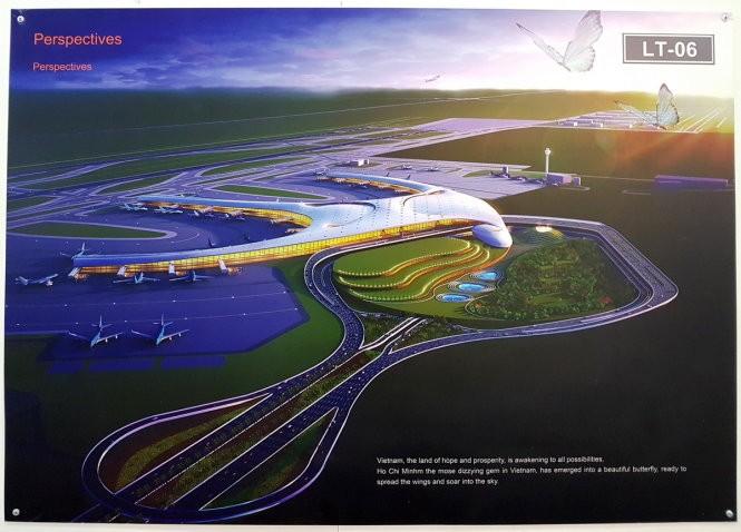 Chính thức lấy ý kiến người dân về sân bay Quốc tế Long Thành ảnh 1