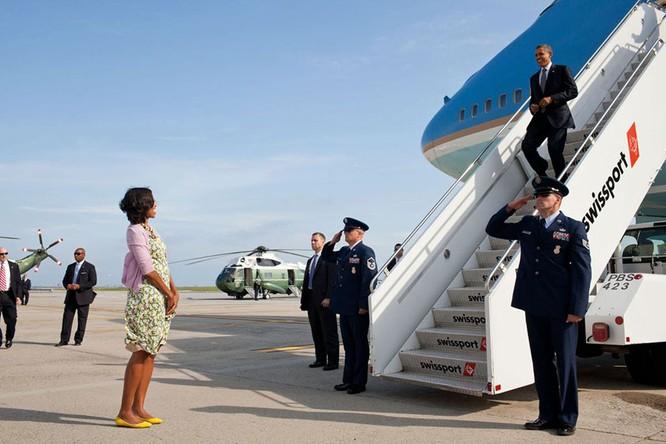 Những điều ít biết về chuyện tình của vợ chồng Tổng thống Obama ảnh 8