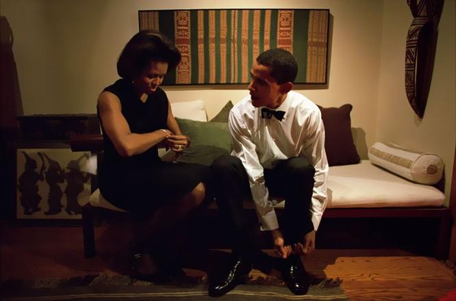 Những điều ít biết về chuyện tình của vợ chồng Tổng thống Obama ảnh 5