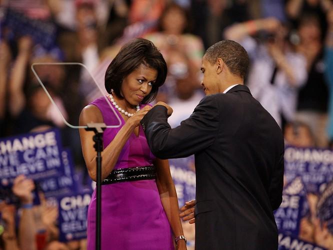 Những điều ít biết về chuyện tình của vợ chồng Tổng thống Obama ảnh 6