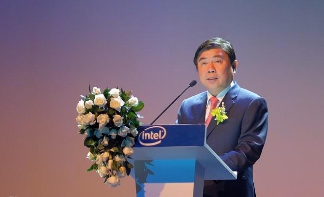 TP.HCM sẽ ưu đãi tối đa để Intel tiếp tục xây nhà máy tỷ đô ảnh 1