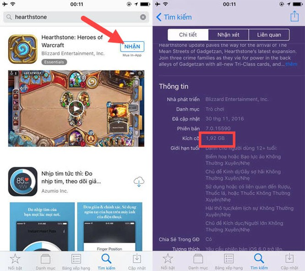 Giải phóng bộ nhớ iPhone bằng cách tải thêm ứng dụng ảnh 3
