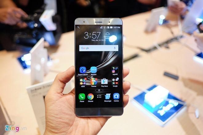 Những smartphone RAM 6 GB đầu tiên trên thế giới ảnh 1