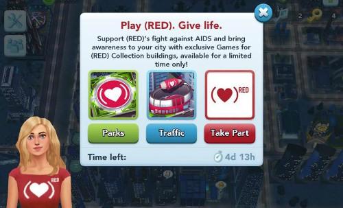 Nhiều vật phẩm mới được bán trong game nhằm gây quỹ từ thiện.