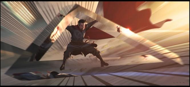 Hình ảnh cho thấy đã từng có một phiên bản Doctor Strange tuyệt vời hơn thế ảnh 8