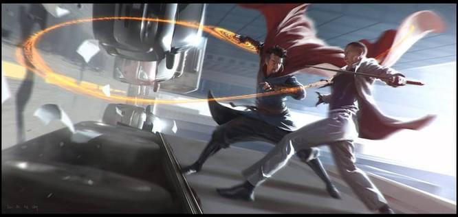 Hình ảnh cho thấy đã từng có một phiên bản Doctor Strange tuyệt vời hơn thế ảnh 9
