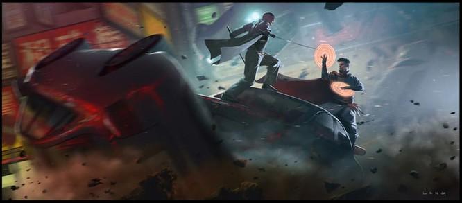 Hình ảnh cho thấy đã từng có một phiên bản Doctor Strange tuyệt vời hơn thế ảnh 7
