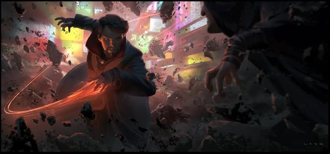 Hình ảnh cho thấy đã từng có một phiên bản Doctor Strange tuyệt vời hơn thế ảnh 6