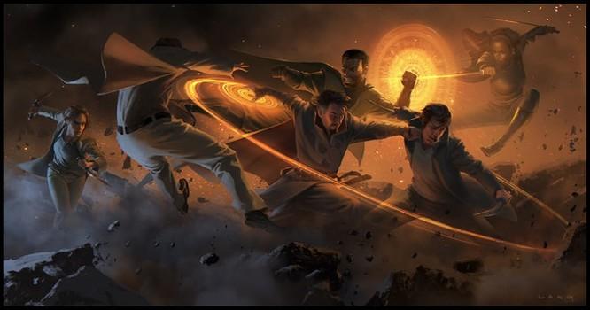 Hình ảnh cho thấy đã từng có một phiên bản Doctor Strange tuyệt vời hơn thế ảnh 5