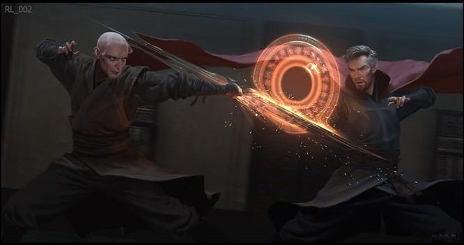 Hình ảnh cho thấy đã từng có một phiên bản Doctor Strange tuyệt vời hơn thế ảnh 3