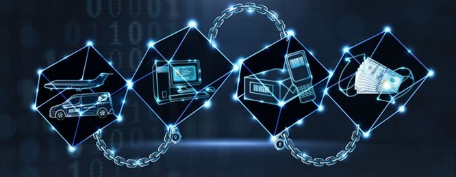 """6. Phương pháp ghi dữ liệu Blockchain: Đây được coi là """"cuốn sổ cái"""" lưu trữ các giao dịch, thỏa thuận, hợp đồng và bất kỳ dữ liệu gì mà chúng ta cần ghi chép một cách độc lập, không bị tác động bởi các yếu tố bên ngoài. Các dịch vụ tài chính như ngân hàng, quỹ tín dụng…đã sớm áp dụng công nghệ này như một """"vệ sĩ"""" trong thời đại số. Các ngành công nghiệp khác, đặc biệt là những ngành có quan hệ mật thiết đến sở hữu trí tuệ như âm nhạc, điện ảnh…cũng đang dần nhận ra sự ưu việt của Blockchain và áp dụng nó trong các hoạt động sáng tác. Ảnh: steemit."""