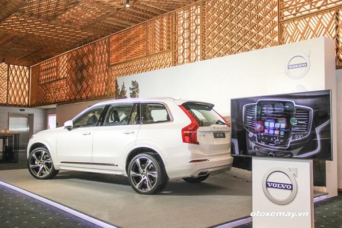 Volvo chính thức ra mắt S90 và XC90 tại Việt Nam ảnh 4