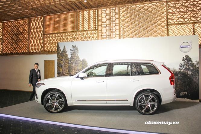 Volvo chính thức ra mắt S90 và XC90 tại Việt Nam ảnh 5