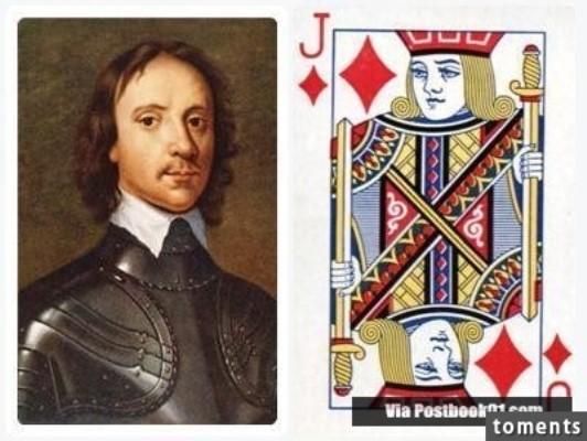 Những gương mặt bí ẩn trên các quân bài J, Q, K ảnh 10
