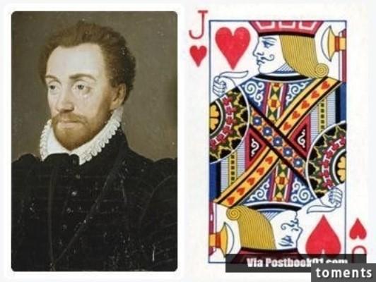 Những gương mặt bí ẩn trên các quân bài J, Q, K ảnh 11
