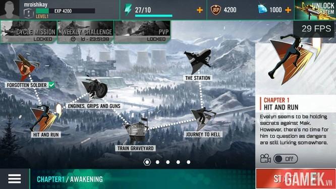 Trải nghiệm game mobile bắn súng FPS đầu tiên của Hiker Games ảnh 5
