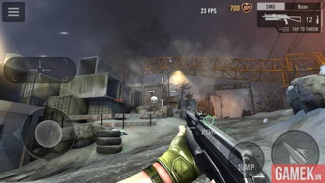 Trải nghiệm game mobile bắn súng FPS đầu tiên của Hiker Games ảnh 17
