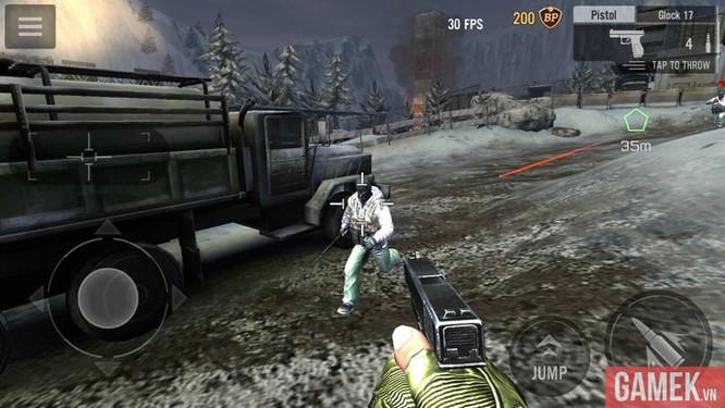 Trải nghiệm game mobile bắn súng FPS đầu tiên của Hiker Games ảnh 3