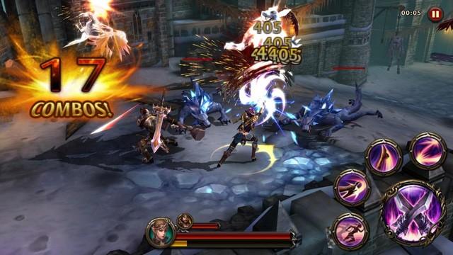 """5 tựa game cho bạn trở thành """"thần chiến tranh"""" như God of War ảnh 2"""