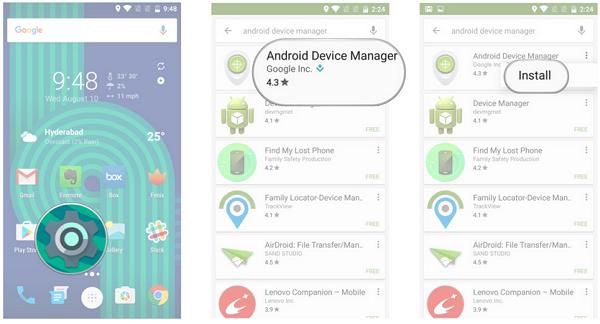 Cách tìm smartphone mất trộm bằng ứng dụng quản lý điện thoại ảnh 1