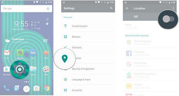 Cách tìm smartphone mất trộm bằng ứng dụng quản lý điện thoại ảnh 4