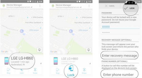 Cách tìm smartphone mất trộm bằng ứng dụng quản lý điện thoại ảnh 7
