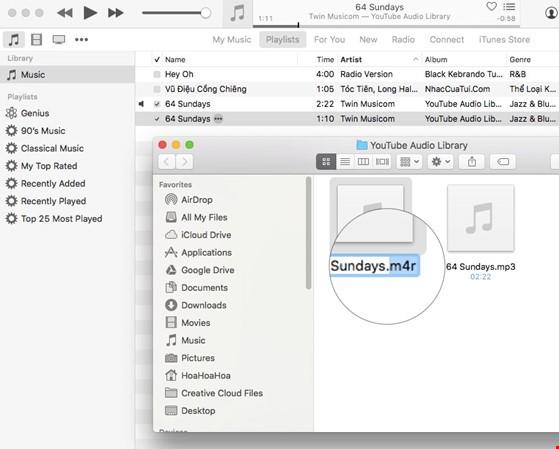 Cách tạo nhạc chuông tùy ý cho iPhone ảnh 3